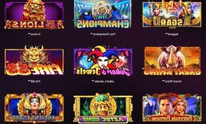 Jenis-Jenis Permainan Slot Online